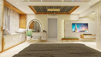Interiors for MR. Malli garu