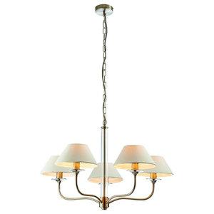 Kingston 5-Light Pendant, 40 W