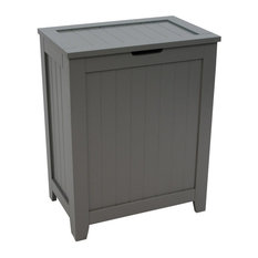 Contemporary Country Hamper, Gray