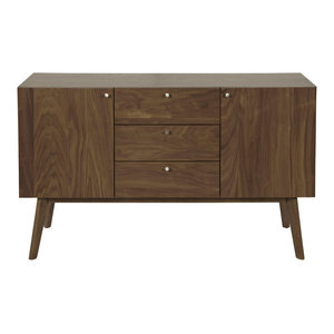 Finchley Sideboard, Walnut, Large