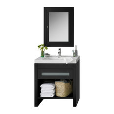 "Ronbow Kendra Solid Wood 31"" Vanity Set"