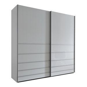 Sevilla Sliding Door White Wardrobe