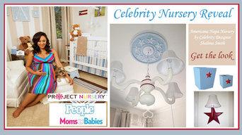 Americana Napa Nursery for Tamera Mowry-Housley