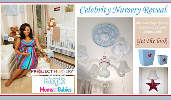 Americana Napa Nursery for Tamera Mowry-Housley