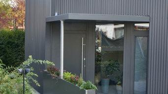 Fassade Architektenhaus 1