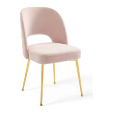 Rouse Dining Room Side Chair, Pink