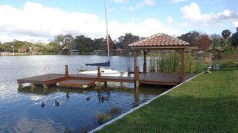 Orlando Dock and Seawall