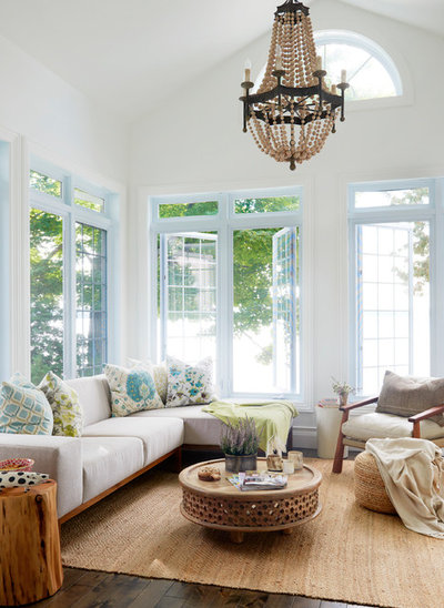 Beach Style  by Emily Griffin Design