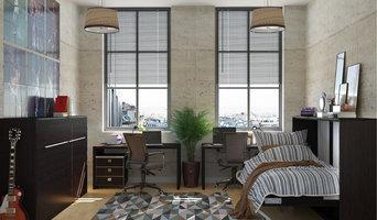 Single Arbeitszimmer / Schlafzimmer