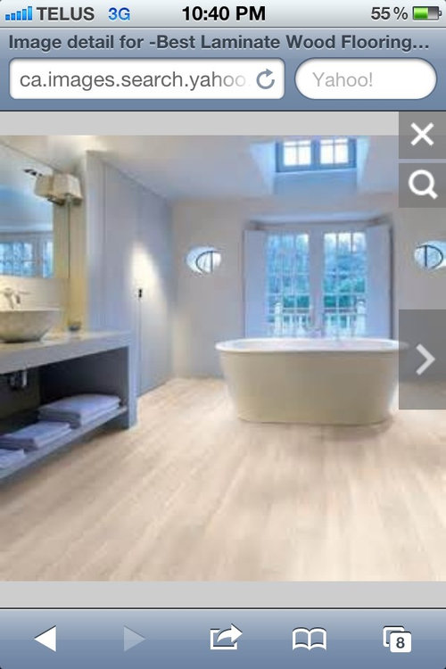 Laminate Floor For Bathroom Cons Pros