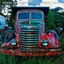 Vintage Truck Pictures