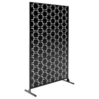 Alta Decorative Screen With Stand, Quadra