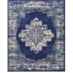 Contemporary Area Rugs by Uber Bazaar