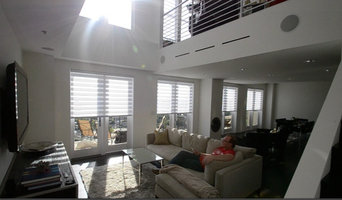 Motorized Illusions Transitional Shades Downtown Condo