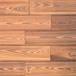 "Holey Wood Studio - 5""x2' Smart Paneling 3D Wall Planks DIY Grain Wood, Set of 12, 10 SF - - 350-year old wood paneling made from American Hardwoods"