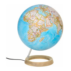 National Geographic Neon Globe, Blue