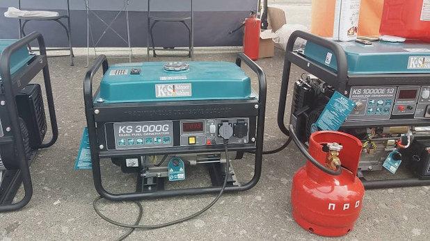 Вопрос: Как выбрать генератор
