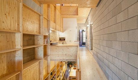 Fotografía de arquitectura: Cómo aprovechar la profundidad y los planos