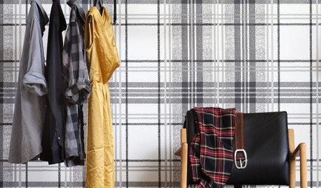 Focus matière : Le tartan, du kilt à nos intérieurs