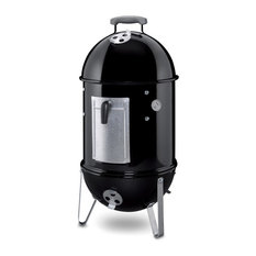 - WEBER KULGRILL SMOKEY MOUNTAIN COOKER 37CM - Rygeovne