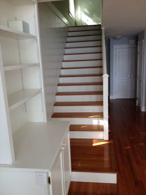 Need Help Enclosing A Staircase That Leads To A Master Bedroom
