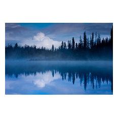 "Cascade Tranquility, 18""x12"""