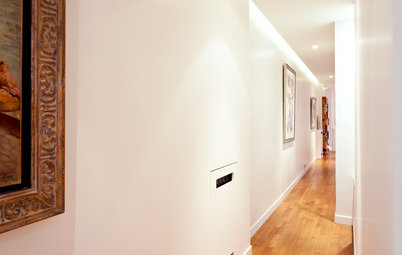 Comment choisir l'éclairage du couloir ?