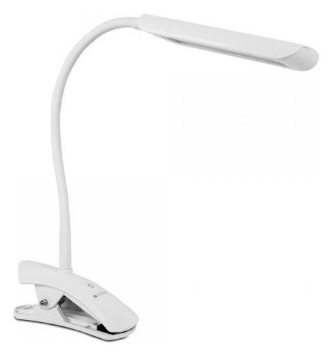 Flexible LED Clamp Lamp, White