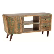 Stein World - Orbit Media Console - Entertainment Centers and Tv Stands
