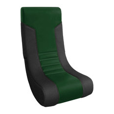 IMPERIAL LINE - Imperial Ergonomic Green Video Gaming Rocker Chair - Gaming Chairs