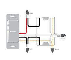 Insteon switch wiring