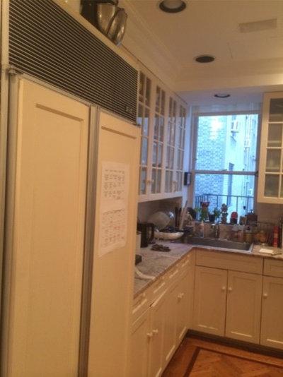 Vorher-Nachher: Acht Quadratmeter deutsches Kochvergnügen in New York