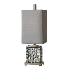 Uttermost Bashan Lamp, Nickel