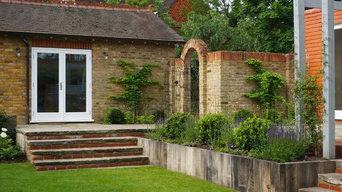 Weybridge - Surrey - Family Garden