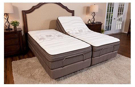 Mantua Rize Contemporary Adjustable Bed Contemporary