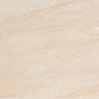 """Aria Polished Porcelain Floor and Wall Tile, Oro, 24""""x24"""", Set of 4"""