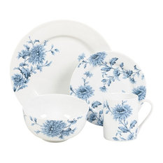Spode Vintage Denim, 16-Piece Set