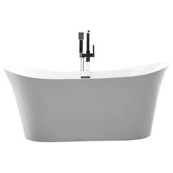 Contemporary Bathtubs by Vanity Art LLC