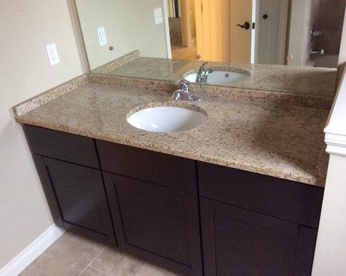 Giallo Ornamental Granite Countertops 2