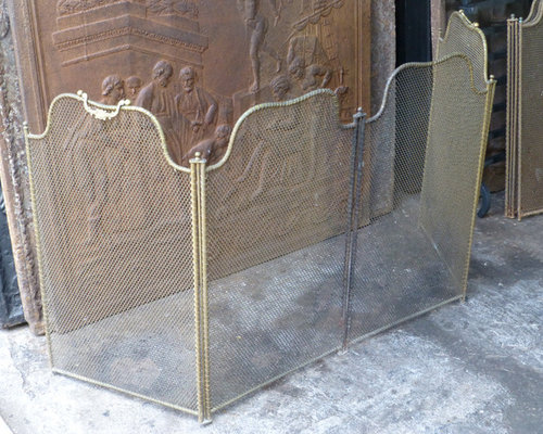 french fireplace screens. Antique French Fireplace Screens  Fireplace Screens By Charles Nijman Antiques