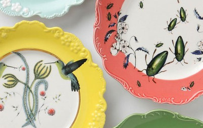 Guest Picks: Dishes and Tea Towels That Bring a Smile
