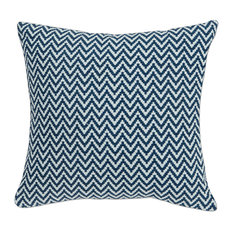 True Blue 12x12 Pillow