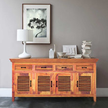 Solid Wood Buffets & Sideboards