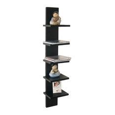 Utility Column Spine Wall Shelf