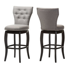 Cut Out Back Bar Stools Amp Counter Stools Houzz
