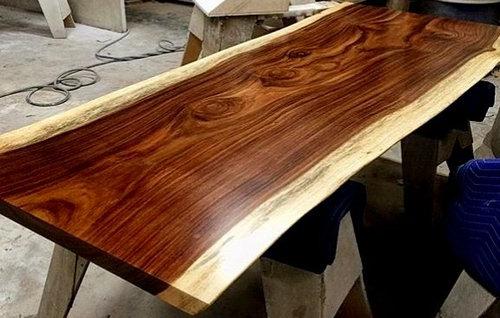 Monkey Pod Wood Table