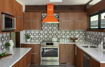 Kitchen of the Week: Preserving a 1970 Home's Modern Flavor