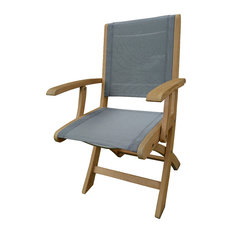 Contemporary Styled Folding Chair