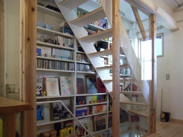 インダストリアル 階段 by 志田茂建築設計事務所