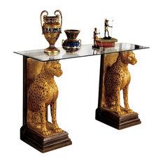 Royal Egyptian Cheetah Console